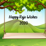Happy Rajo Wishes 2020