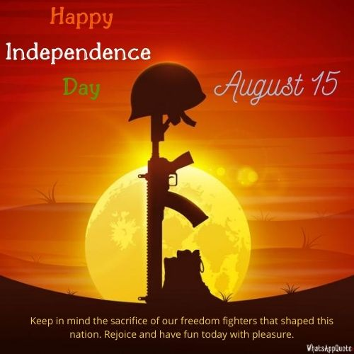 happy 15th august image