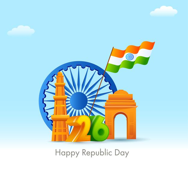 [Best 10] Republic Day Quotes in Hindi