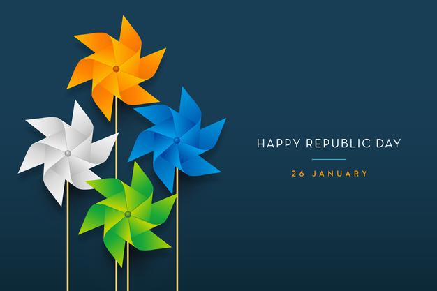 Happy Republic Day Wishes and Wallpapers
