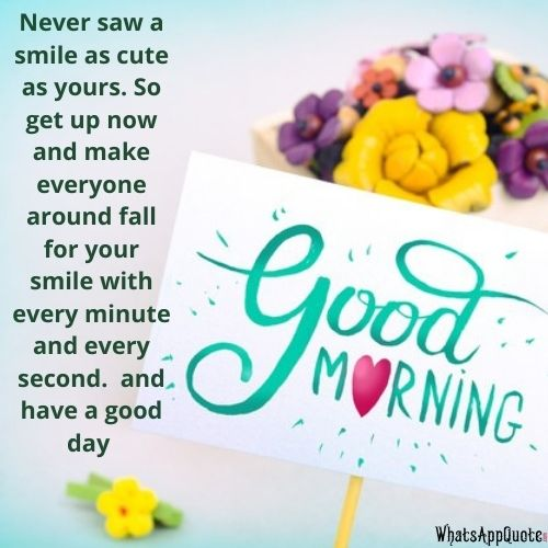 whatsapp good morning message download