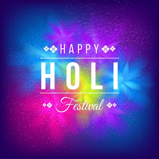 Have a colourful and joyous Holi