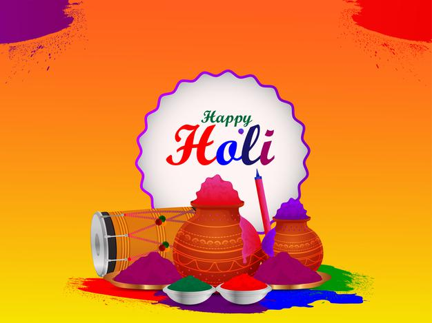 holi messages in english for whatsapp