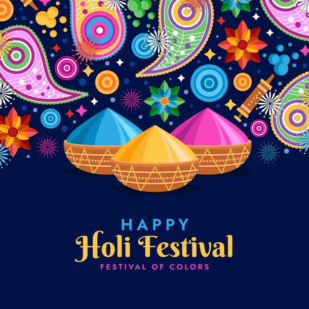 Happy Holi 2021 Wishes Images SMS Quotes in Hindi