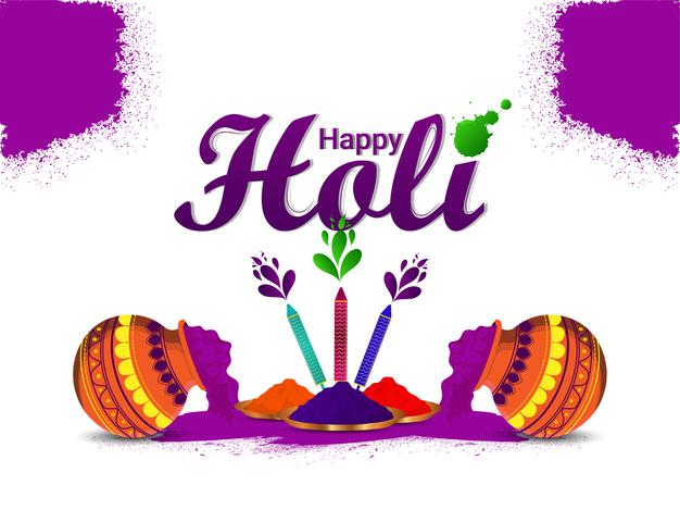 Holi Wishes in Hindi Messages Whatsapp