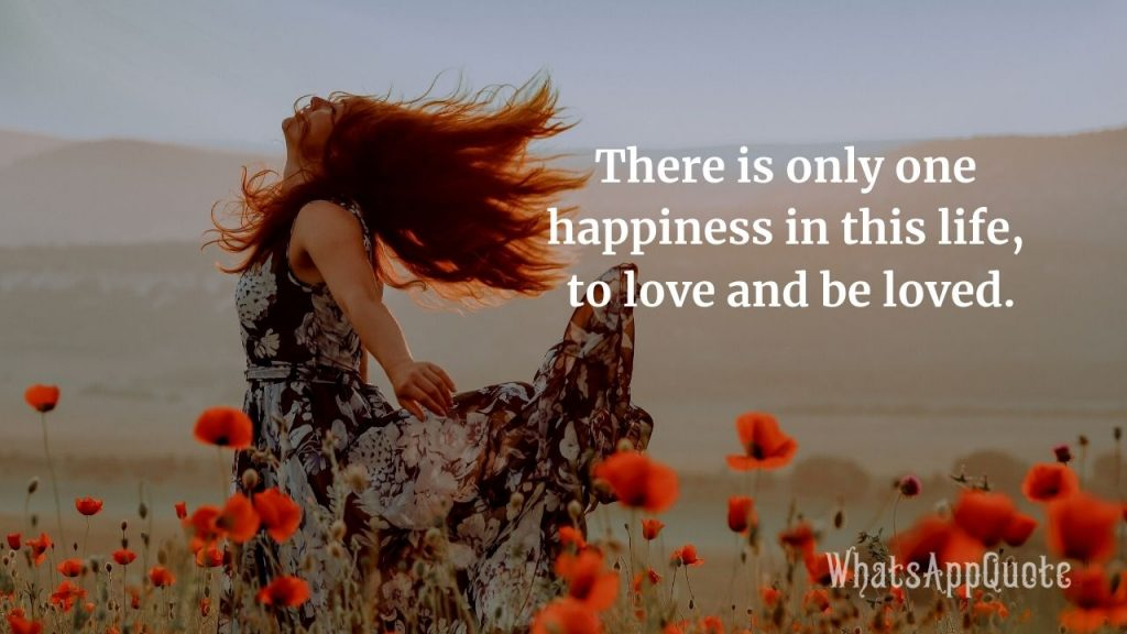 Quotation About Happiness