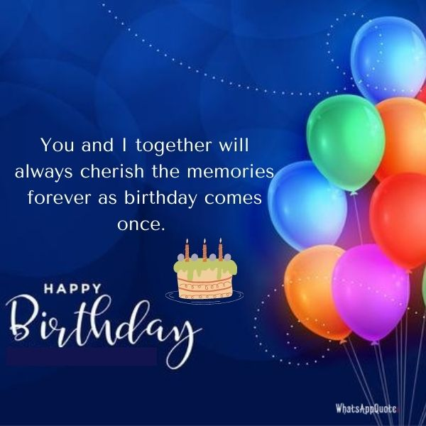 short happy birthday quotes for son