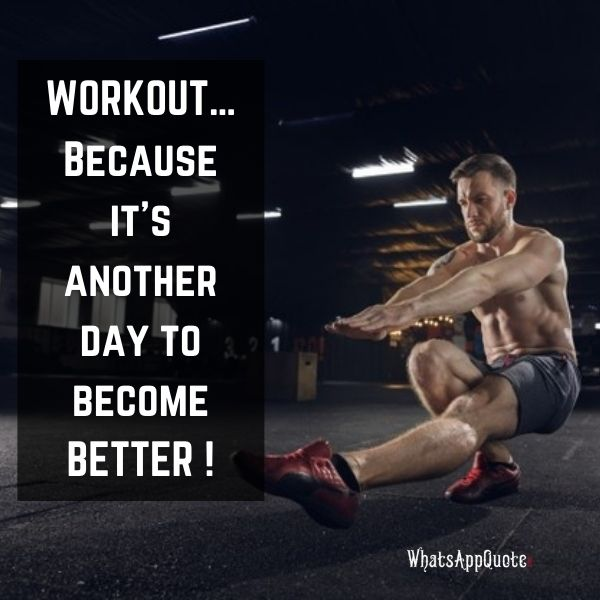 morning workout motivation quotes